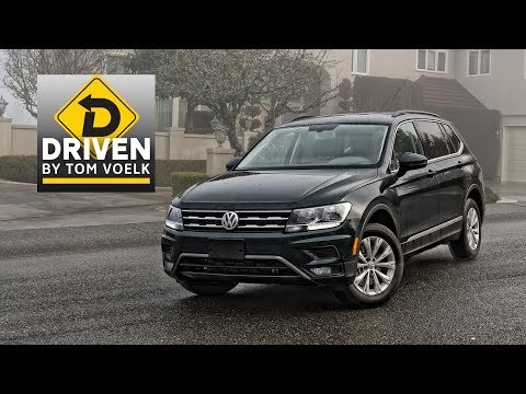2018 Volkswagen Tiguan SE 4Motion Review