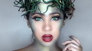 Medusa Halloween Tutorial