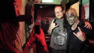 Korn video testimonial - Mushroomhead's Waylon Reavis