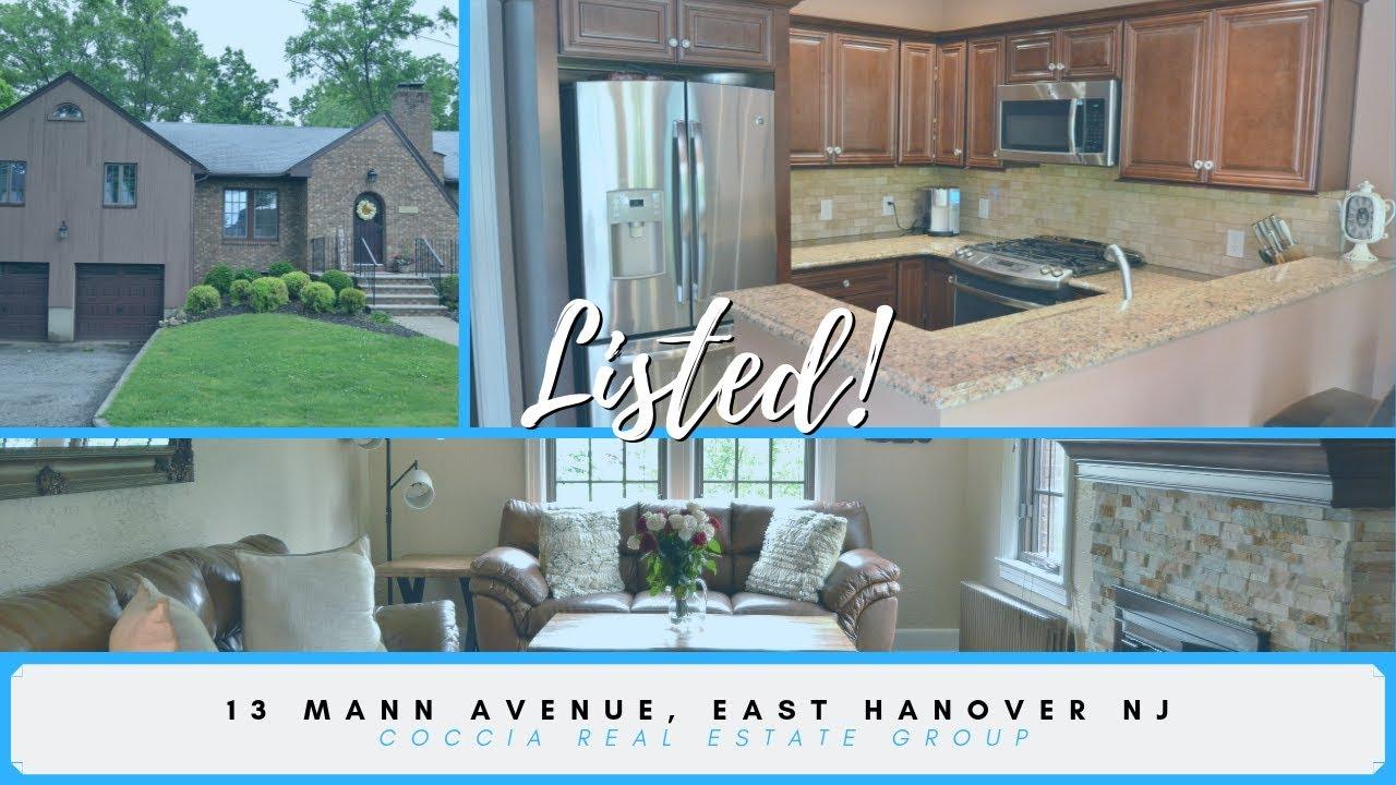 13 Mann Ave.   Homes for Sale East Hanover, NJ