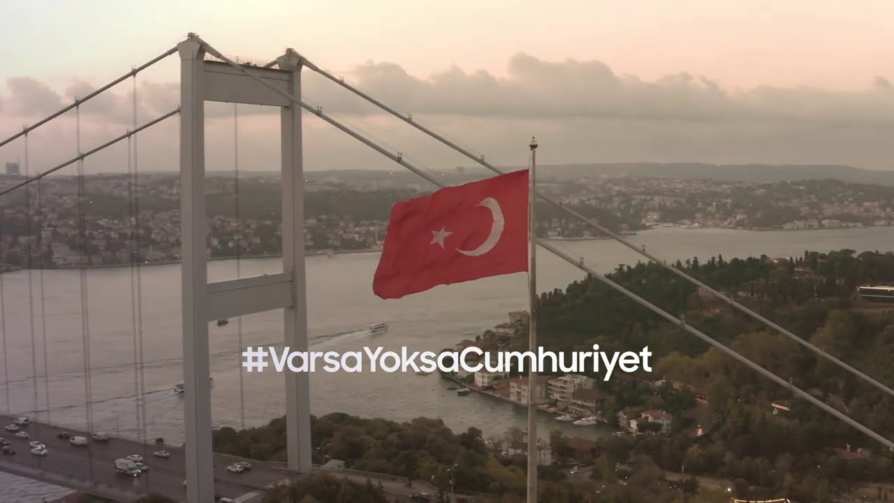 29 Ekim Cumhuriyet Bayramımız Kutlu Olsun! #VarsaYoksaCumhuriyet