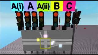 Roblox Traffic Light System V3.0
