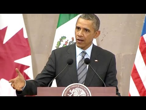 Obama Criticizes Putin Over Ukraine, Syria