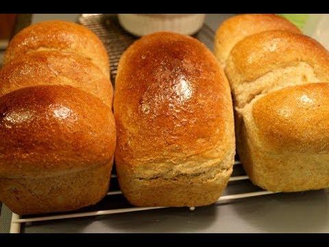 Homemade Whole Wheat Bread - Bonita's Kitchen