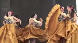 Araguaney Venezuelan Folk Dance Group 2014