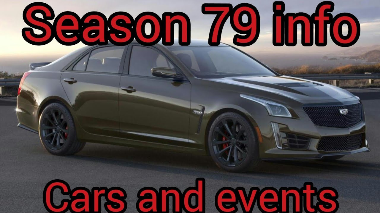 Csr2 season 79