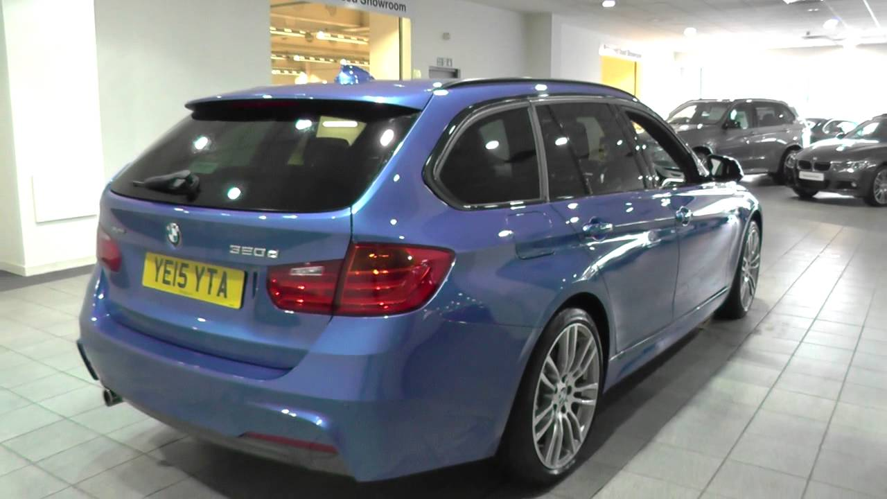 bmw 3 series touring f31 320d xdrive m sport touring n47 z3ir u5776 youtube. Black Bedroom Furniture Sets. Home Design Ideas