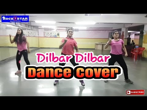 Dilbar Dilbar Dance Cover by Rockstar Academy Chandigarh | sameer rsa | 7696064849