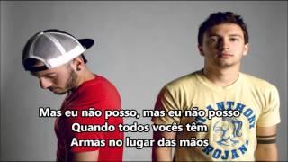 twenty one pilots - Guns For Hands (Legendado - Tradução em Português/BR)