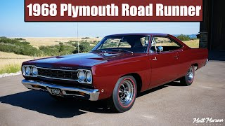 1968 Plymouth Road Runner Review