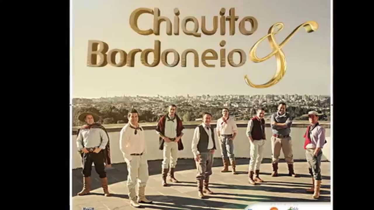 cd chiquito e bordoneio 2013 completo