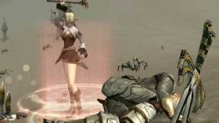 "Lineage II Prelude - Gameplay Movie - ""Their Love"""