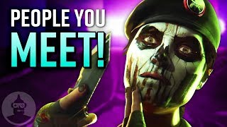 Download 10 Players You Meet In A Rainbow Six Siege Match! | The Leaderboard Mp3 and Videos
