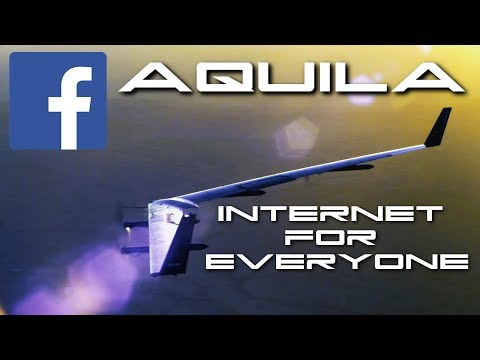 Facebook's Aquila Solar Powered Drone's Successful Test Flight - Internet Access To Billions - BTF
