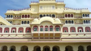 City palace jaipur Rajasthan  INDIA | Places Of Jaipur City Palace