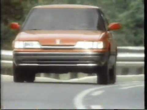 Sterling auto commercial from 1990