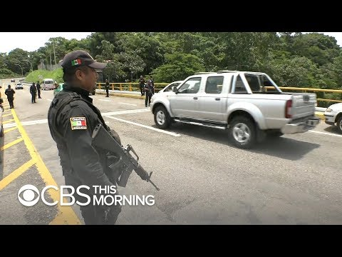 Mexico to deploy up to 6,000 National Guard members to Guatemalan border