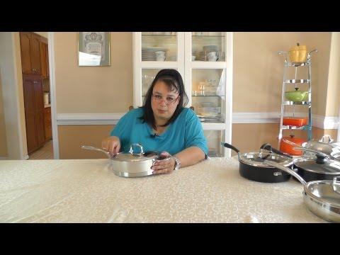 Amy's Pan Room: Choosing a Saute Pan