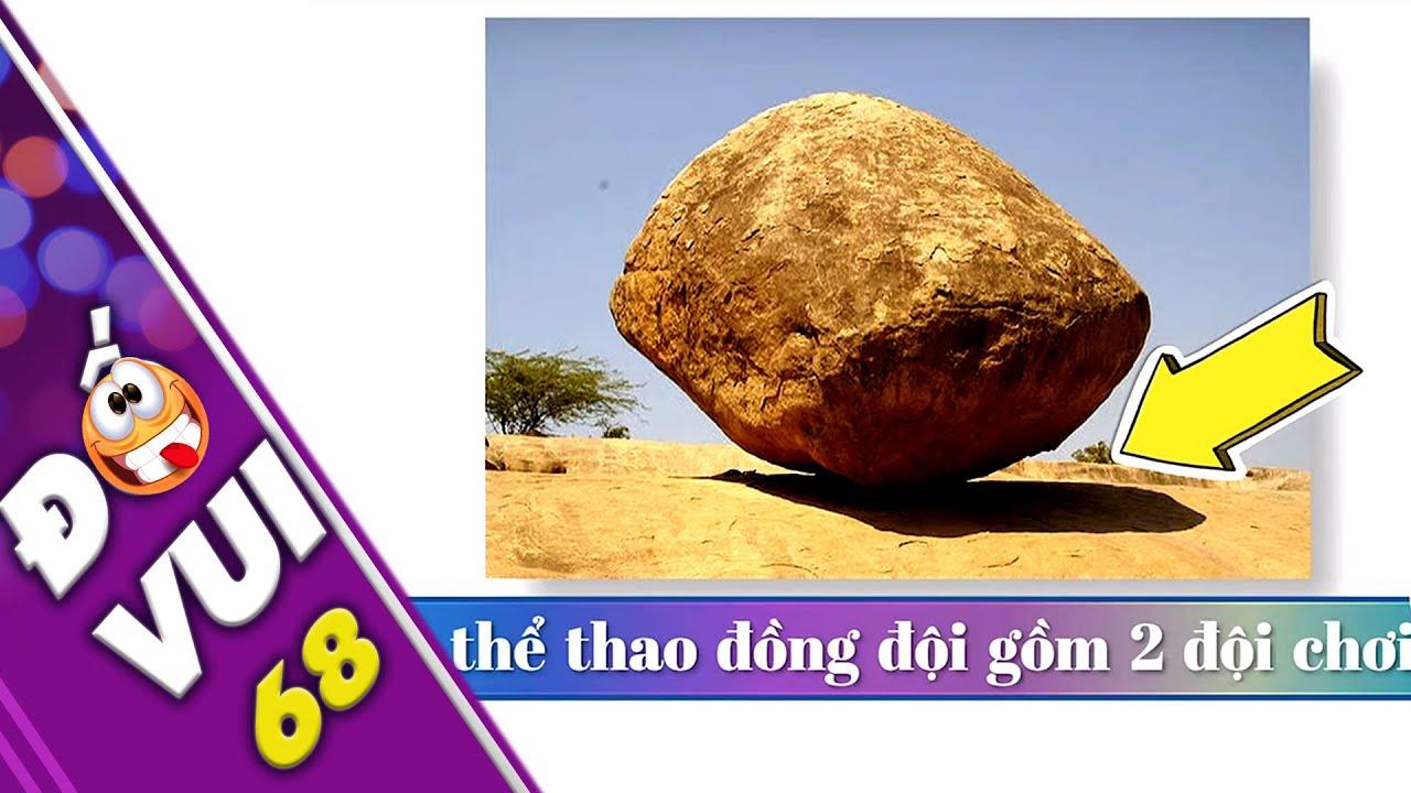 Game nhìn hình đoán chữ thử tài thông minh #19 - Đố Vui Cho Bé