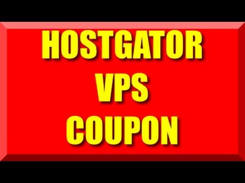 Hostgator Vps Coupon Updated 2015 | Linux Virtual Private Server Web Hosting Coupons 25% Off