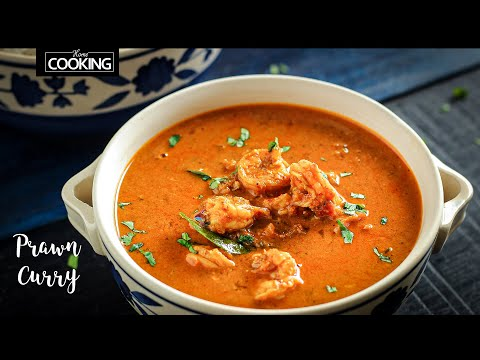 Prawn Curry | Yummy Prawns Recipe