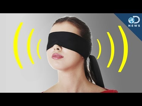 Heighten Your Senses By Simulating Blindness!