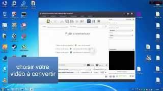 comment convertir un vidéo (convertisseur mp3, mp4 .....)