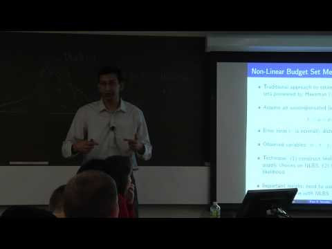 Topic 5: Income Taxation and Labor Supply part 1 | Economics 2450A: Public Economics