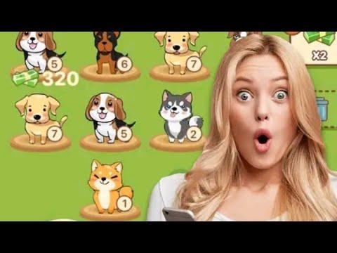Chơi game puppy Town có rút được tiền hay không _ Hay là lừa đảo [ kiếm Tiền online ]