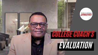 College Football Recruiting - College Coach Evaluation