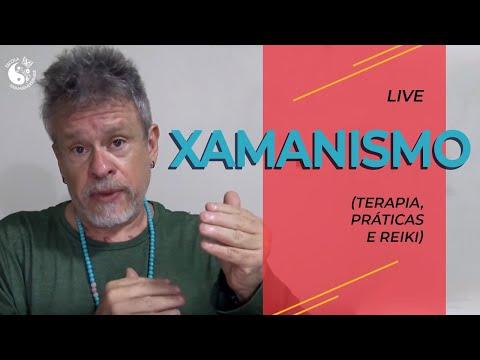 Live: Xamanismo (Terapia, práticas e Reiki) (27/02/2019)