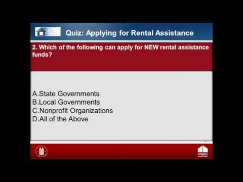 CoC Program Webinar: Leasing vs. Rental Assistance: Classify
