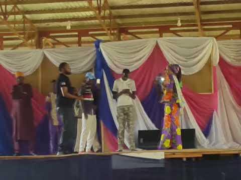 Maryam Babban Yaro live performance in Trade fair kano by Salhaj