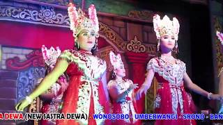 Gambar cover Selembar Godhong Jati JANGER BERDENDANG  NEW SASTRA DEWA live SUkopuro Srono 13 Maret 2018
