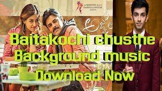 Agnyathavasi  Baitakochi chusthe lovely bgm  Anirudh Ravinchander thumbnail