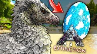 ROZMNAŻANIE MOICH DINOZAURÓW - ARK: EXTINCTION PL #13