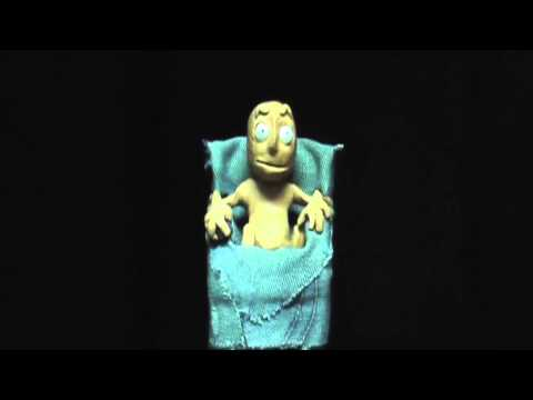 "Clay stop motion animation ""Dream a dream"""