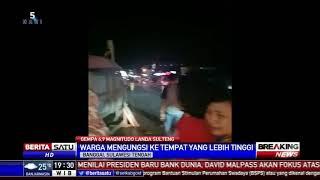 Download Video Gempa 6,9 SR di Sulteng Terasa Hingga Kota Palu MP3 3GP MP4