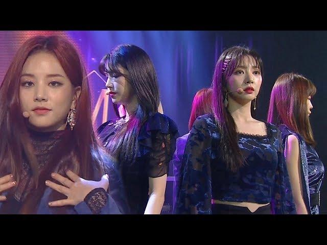 LABOUM(라붐) - Turn It On(불을 켜) @인기가요 Inkigayo 20181216
