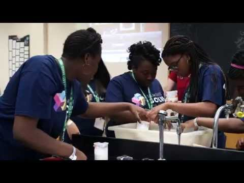 New Jersey Teens Delve into STEM Learning