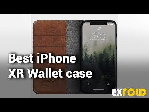 new styles f33a3 65e73 10 Best iPhone XR Wallet Cases with Reviews & Details - Which is the Best  iPhone XR Wallet Case?