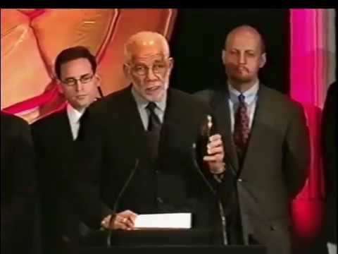 Ed Bradley - 60 Minutes II: Death by Denial - 2000 Peabody Award Acceptance Speech