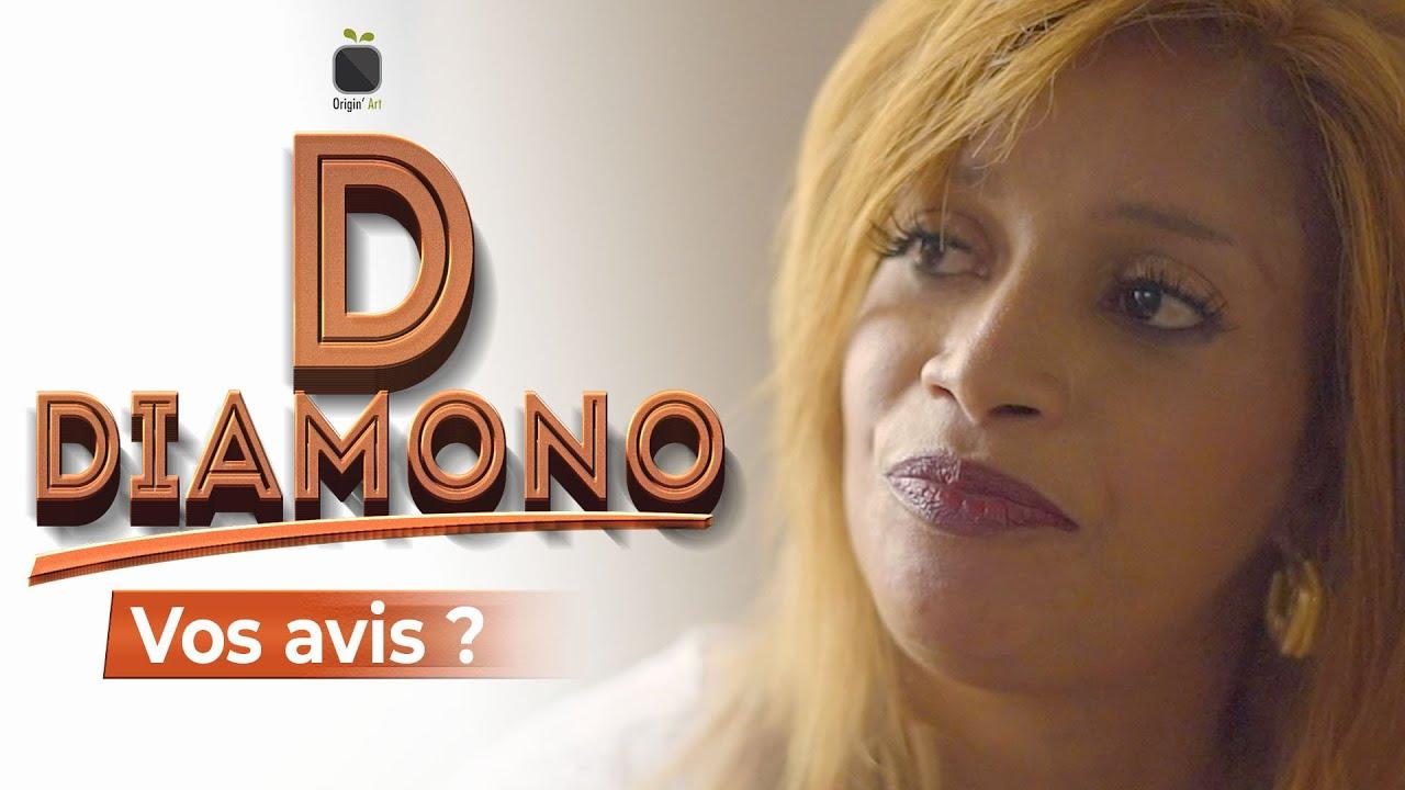 DIAMONO - Rencontre entre Ma Rama et Mariama Baldéb 🔥🔥   Vos avis ?