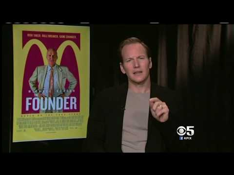 Actor Patrick Wilson Talks About