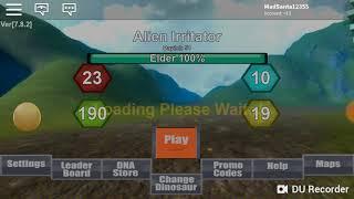 Roblox Dinosaur Simulator Gameplay