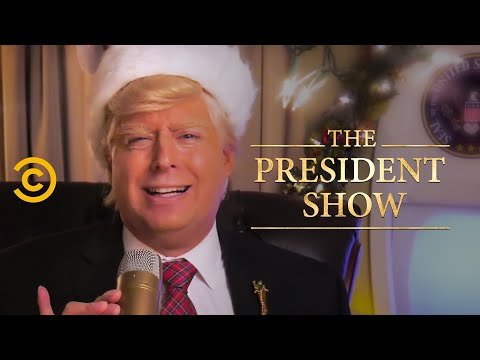 The President's Christmas Album - The President Show