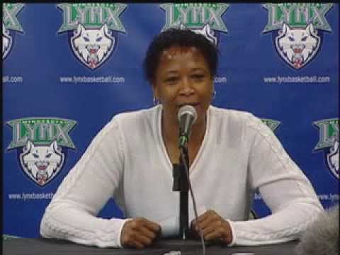Minnesota Lynx introduce Jennifer Gillom as Head Coach