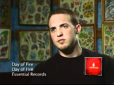 Day Of Fire - Testimony & Album Story (Interview)