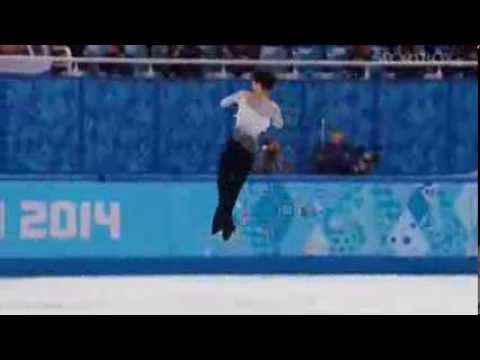 видео: Фигурное катание  Мужчины  Лучшие моменты  Олимпиада Сочи 2014