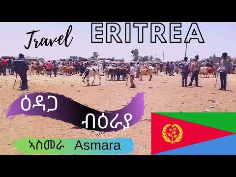 Eritrea 2019 🇪🇷 | Asmara || How to buy meat in Eritrea? ዕዳጋ ብዕራይ  Vlog 0.8